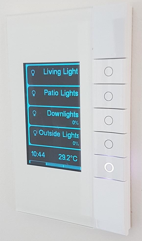 Home Automation Adelaide eDLT switch