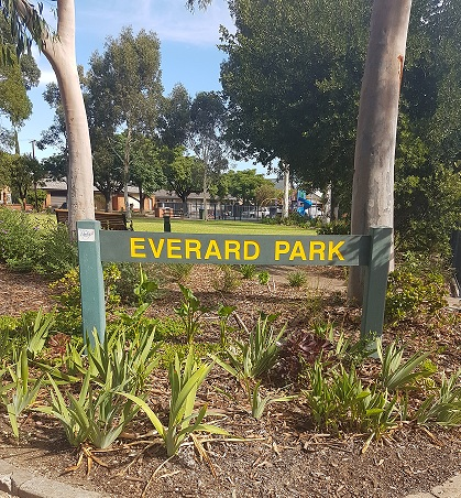 Everard Park electrician